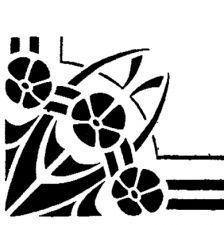 Трафарет Угол 2-877